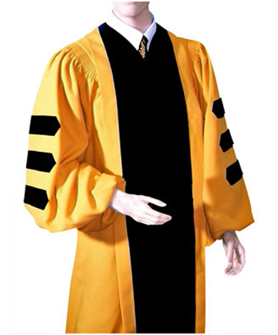 johnshopkins PHD gown