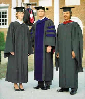 Academic Regalia Graduation Cap And Gowns