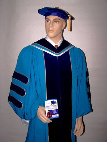 Academic Regalia Graduation Cap and Gowns